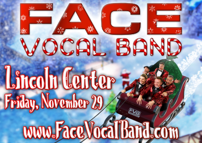 Face Holiday Concert