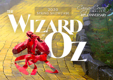 CCB Spring Showcase: The Wizard of Oz